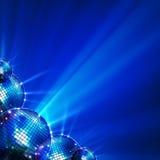 Disco balls Stock Image