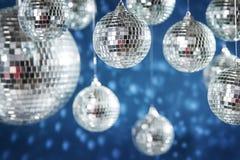 Disco balls Royalty Free Stock Photos