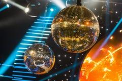 Disco balls Stock Photography