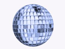 disco balowa Zdjęcia Royalty Free