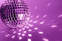 disco balowa Zdjęcia Stock