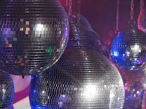disco balowa obraz royalty free