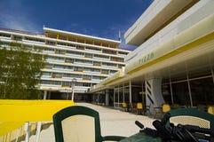 Disco and bar at Olimp resort.  Royalty Free Stock Photos