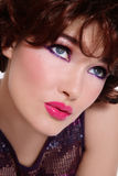 Disco beauty Stock Images