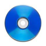 Disco blu Immagine Stock