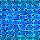 Disco blue background Royalty Free Stock Photos