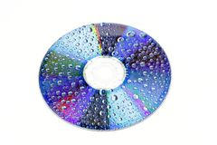 Disco CD Immagine Stock