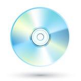 Disco CD Fotografia Stock Libera da Diritti