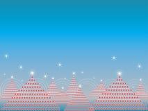 Disco Christmas Royalty Free Stock Photo