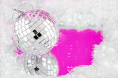 Disco christmas Stock Photos
