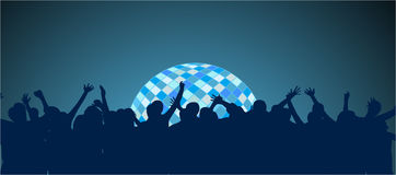 Disco club Stock Photography