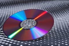 Disco compacto Foto de archivo libre de regalías