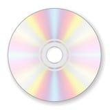 Disco compacto Fotografía de archivo libre de regalías