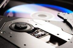Disco compacto Fotos de archivo