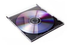 Disco compacto Foto de Stock Royalty Free