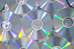 Disco compacto CD Foto de Stock Royalty Free