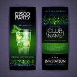 Disco Corporate identity templates. Stock Photography
