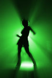 Disco dancer Royalty Free Stock Photo