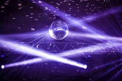 The disco dancer stock images