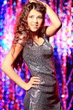 Disco Dancing Royalty Free Stock Images