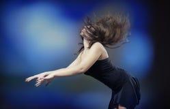Disco dancing Stock Image