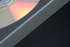 Disco de DVD fotografía de archivo