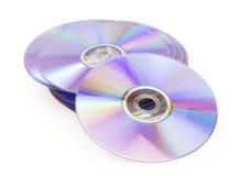 Disco de Dvd foto de archivo