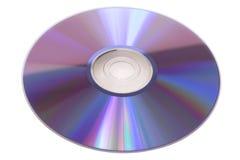 Disco de DVD Fotografía de archivo libre de regalías