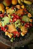 Disco de la fruta fresca Foto de archivo libre de regalías