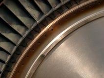 Disco de la turbina Imagen de archivo libre de regalías