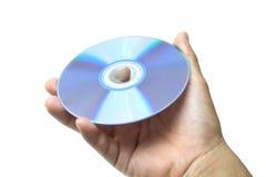Disco de vídeo de Digitas Fotos de Stock Royalty Free