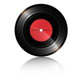 Disco de vinilo Fotografía de archivo libre de regalías