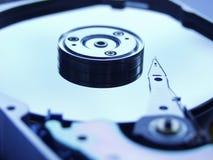 Disco del almacenaje de datos fotos de archivo libres de regalías