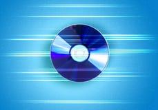 Disco del CD Fotografie Stock Libere da Diritti