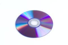 Disco del CD di DVD Fotografia Stock Libera da Diritti