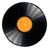 Disco del disco de vinilo Fotos de archivo libres de regalías