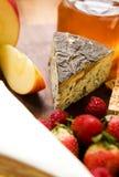 Disco del formaggio Fotografia Stock Libera da Diritti