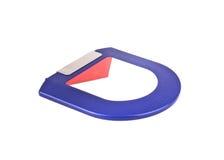 Disco del mecanismo impulsor del cierre relámpago Imagen de archivo libre de regalías