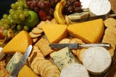 Disco del queso imagen de archivo libre de regalías