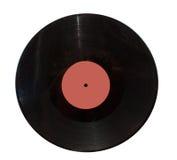 Disco del viejo estilo Imágenes de archivo libres de regalías