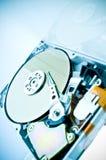 Disco dell'azionamento duro del calcolatore Fotografia Stock Libera da Diritti
