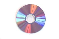 Disco di DVD Fotografia Stock