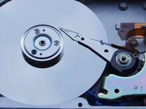 Disco di memoria di dati Immagine Stock