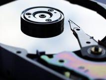 Disco di memoria di dati Fotografie Stock