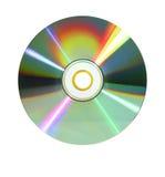 Disco di video di Digitahi a colori Immagini Stock