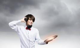 Disco DJ Image libre de droits