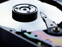Disco do armazenamento de dados  Fotos de Stock