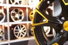 Disco do automóvel Imagens de Stock