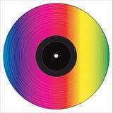 Disco do vinil Imagens de Stock Royalty Free