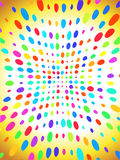 Disco dots Stock Image